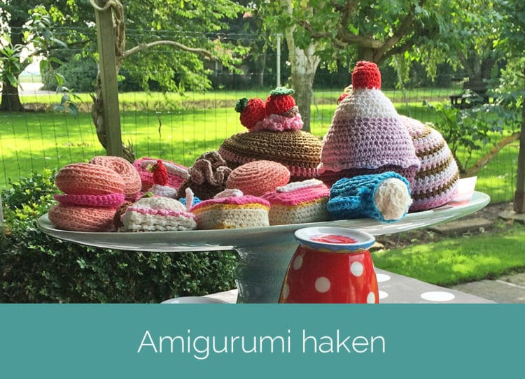 Knop Amigurumi Haken Basic Lodge