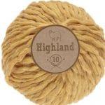 Lammy Yarns Highland 10 - Oker