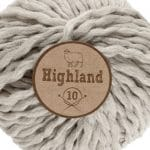 Lammy Yarns Highland 10 - Taupe