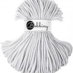 Bobbiny Premium Silvery White - Limited Edition