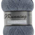 New Running - lichtblauw gemêleerd 022