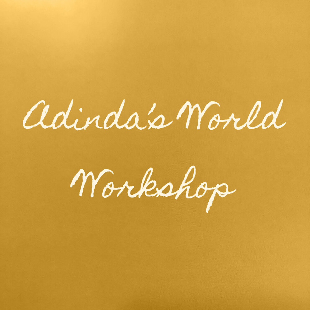 Adinda's workshop