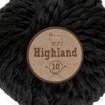 Lammy Yarns Highland 10 - Carbone